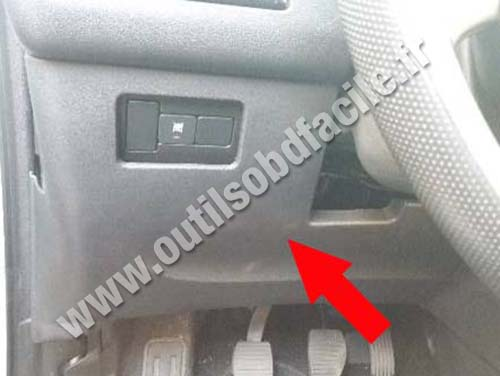 Citroen C3 Aircross - Plastic Cover