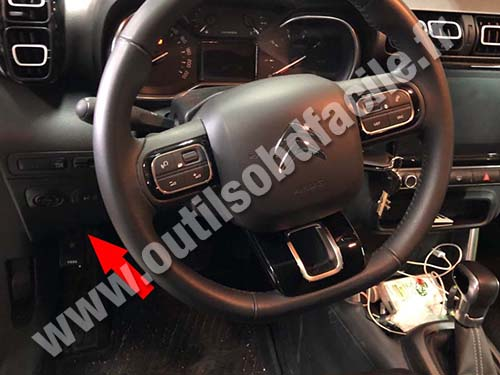 Citroen C3 Aircross - Dashboard
