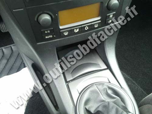 Citroen C4 Ashtray