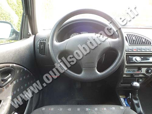 Citroen Saxo Dashboard