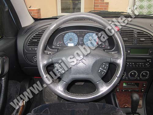 Citroen Xsara Dashboard