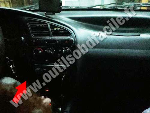 Daewoo Sens - Dashboard