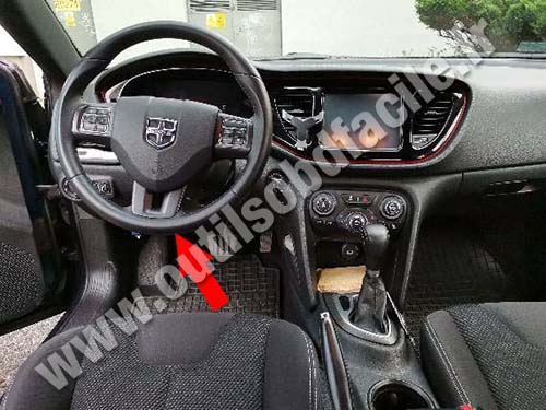 Dodge Dart - Dashboard