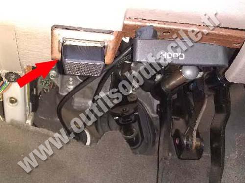 Dodge Ram 1500 - Pedals