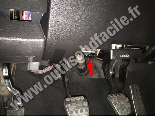 Dodge Ram Pedals on 2001 Dodge Stratus