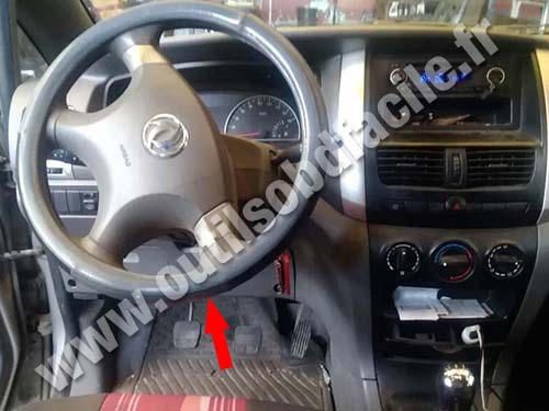 Dongfeng Succe - Dashboard