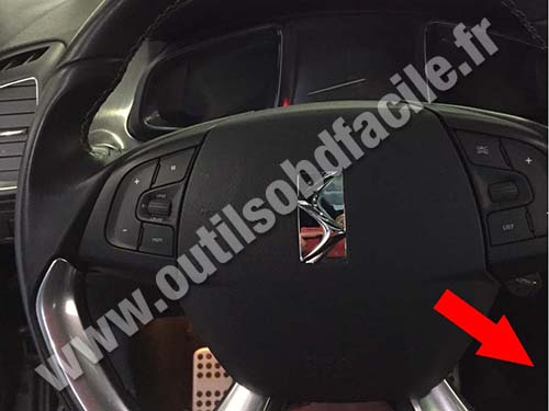 DS5 - Steering wheel