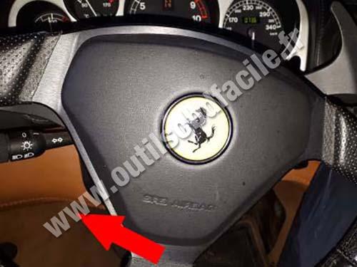 Ferrari 360 Modena - Steering whell