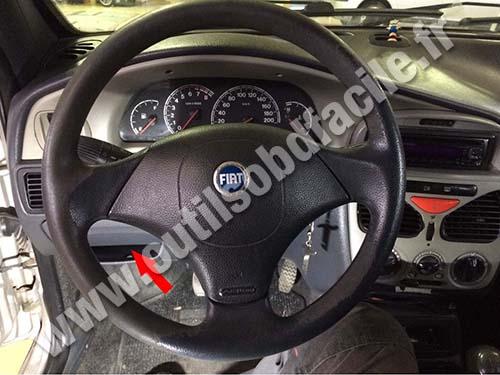 Fiat Albea - Dashboard