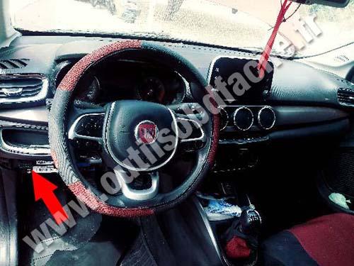 Fiat Cronos - Dashboard