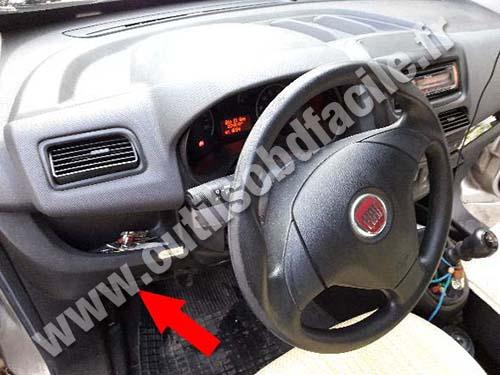 Fiat Doblo - Dashboard