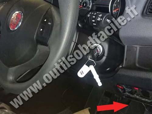 Fiat Doblo Dashboard