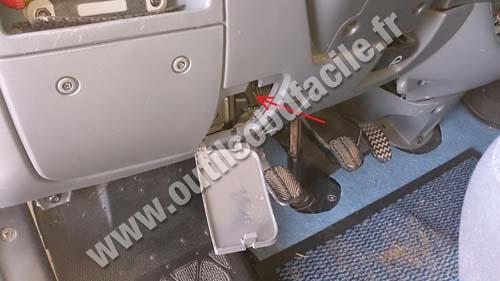 Fiat Ducato dashboard