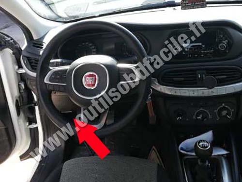 Fiat Egea - Dashboard