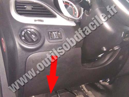 Fiat Fremont Dashboard