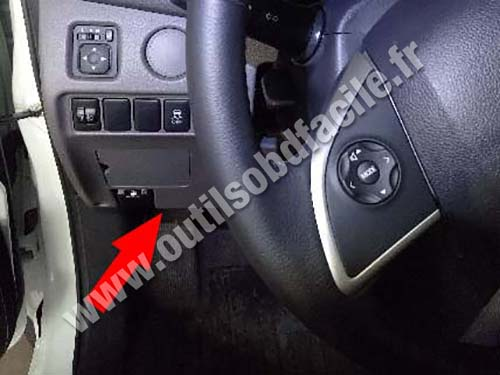 Fiat Fullback - Steering wheel