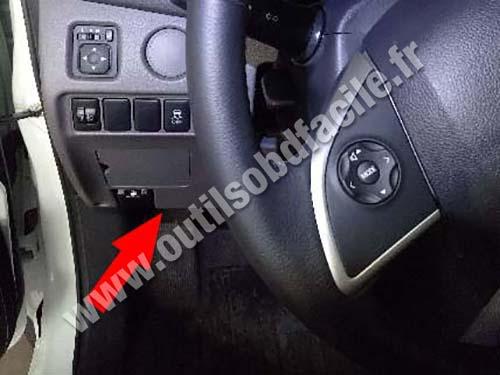 Fiat Fullback - Steering wheel