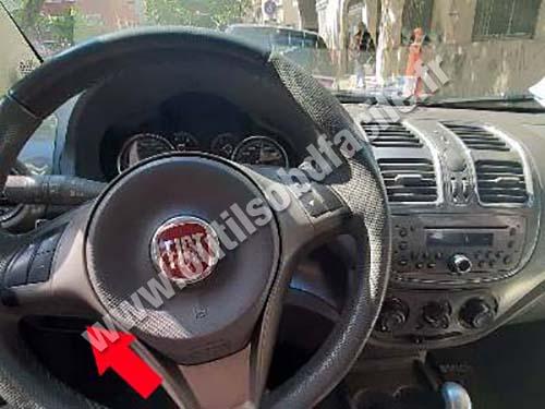 Fiat Grand Siena - Dashboard