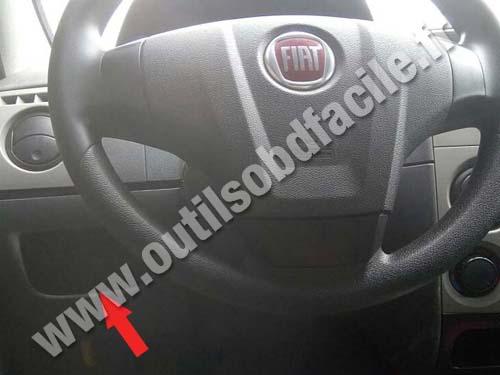 Fiat Palio (326) - Dashboard