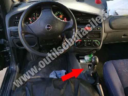 Fiat Palio - Dashboard