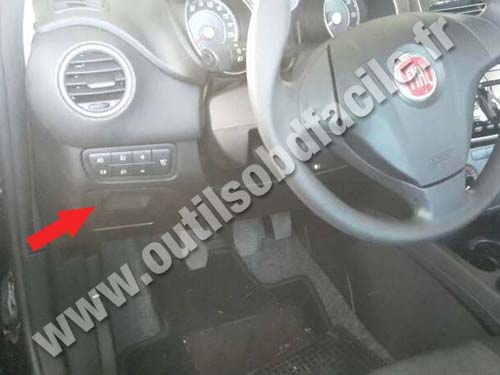 Fiat Punto 3 - Dashboard