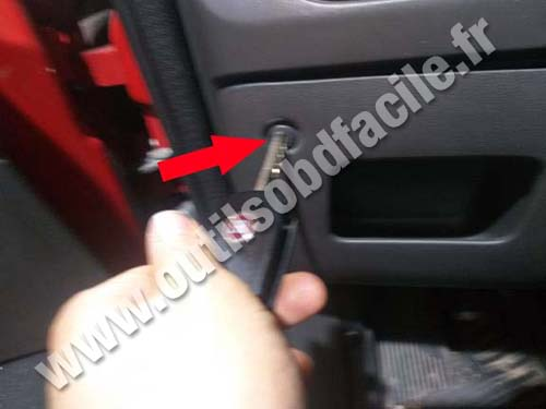 Fiat Punto - Plastic cover