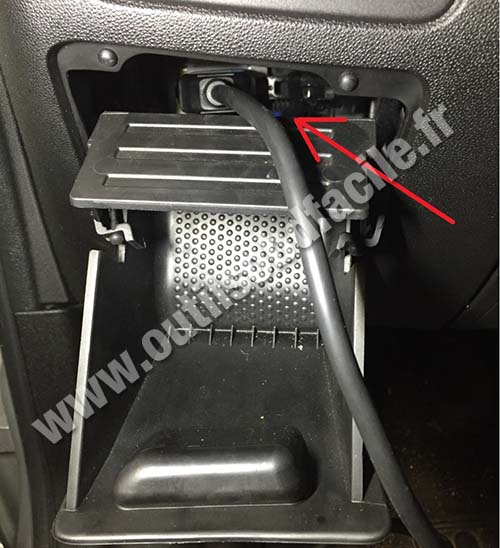 OBD2 connector location in    Fiat       Punto    Evo  2009  2012