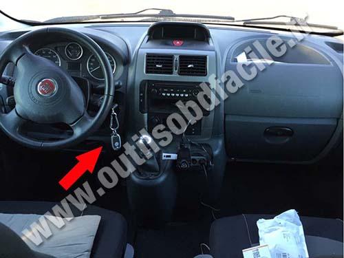 Fiat Scudo - Dashboard