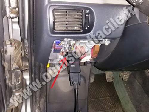ford 500 fuse diagram ford database wiring diagram images obd2 connector location in fiat palio 1996 outils obd facile