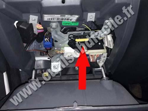 Fiat Siena Storage tray