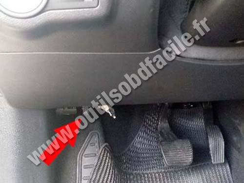 Fiat Toro - Pedals