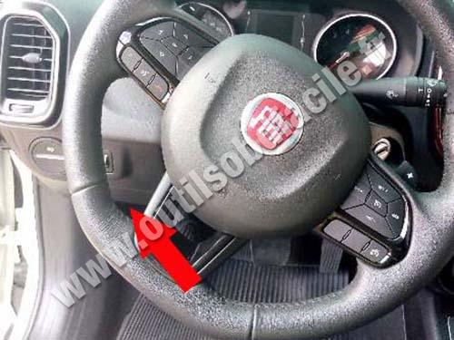 Fiat Toro - Dashboard