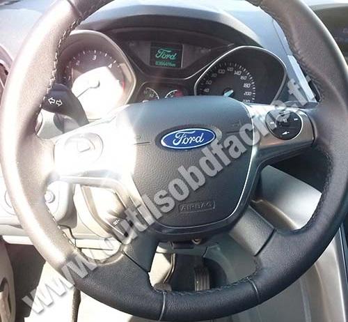 Tableau De Bord Ford C Max