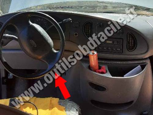Ford Econoline - Dashboard