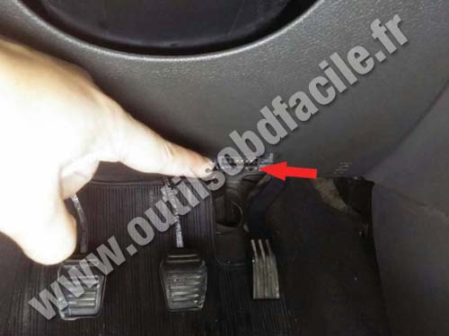 Ford Ecosport - Pedals