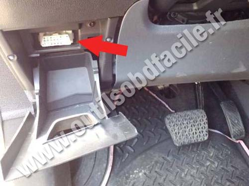 Ford Ecosport - Plastic cover