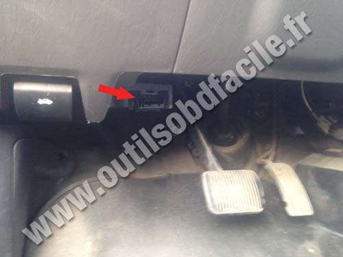 Ford Escape - Pedals