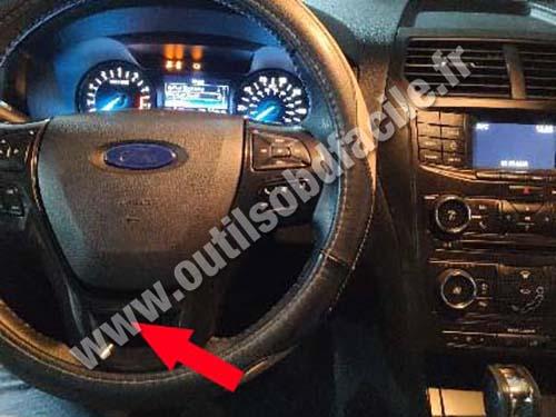 Ford Explorer - Dashboard