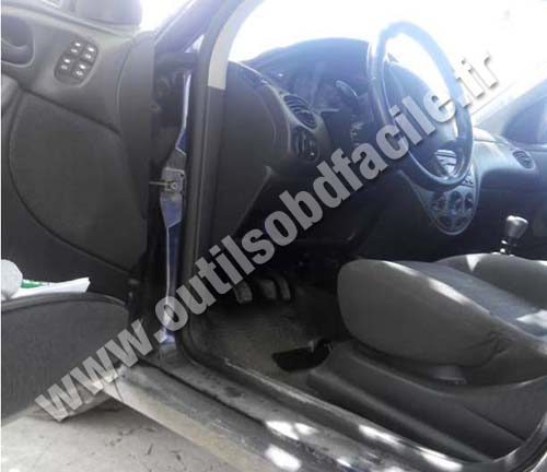 Dashboard Door Ford Focus