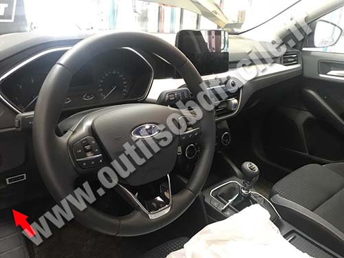 Ford Focus - Dashboard
