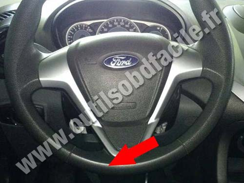 Ford Ka+ - Dashboard