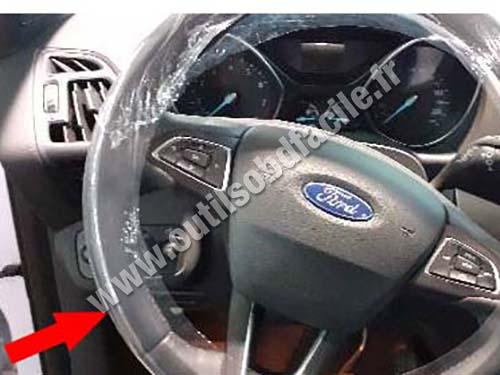 Ford Kuga - Dashboard