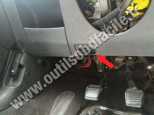 Ford Mondeo - Pedals