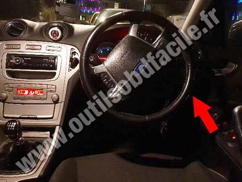 Ford Mondeo - Dashboard