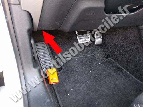 Ford Mustang - Pedals