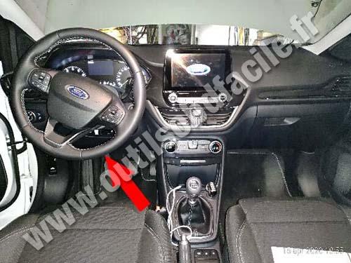 Ford Puma - Dashboard