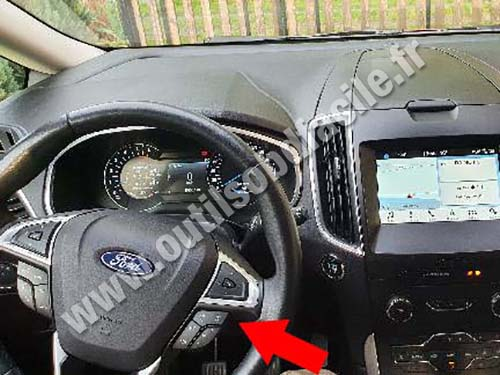 Ford S-Max - Dashboard