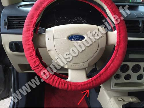 Ford Tourneo Connect dashboard