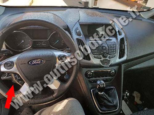 Ford Tourneo Connect - Dashboard