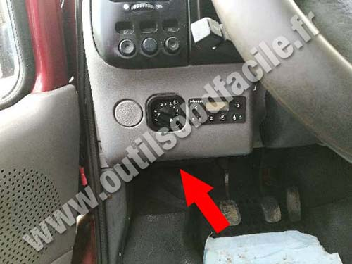 Ford Transit - Fuse box